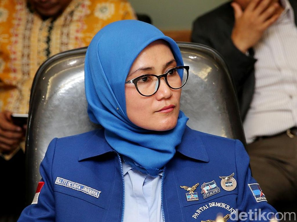 Ketua PD Banten Ikut Geruduk HUT PD Kubu Moeldoko: Acara Ilegal Provokatif!