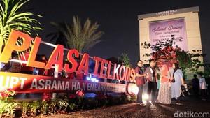Telkomsel Bikin Taman Haji di Pondok Gede