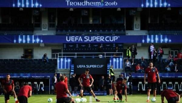 Data dan Fakta Madrid vs Sevilla di Piala Super Eropa Dinihari Nanti