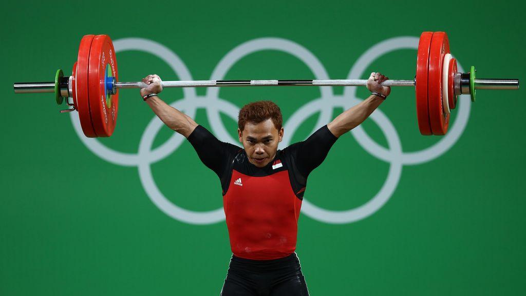 Eko Yuli Hat-trick Medali Olimpiade