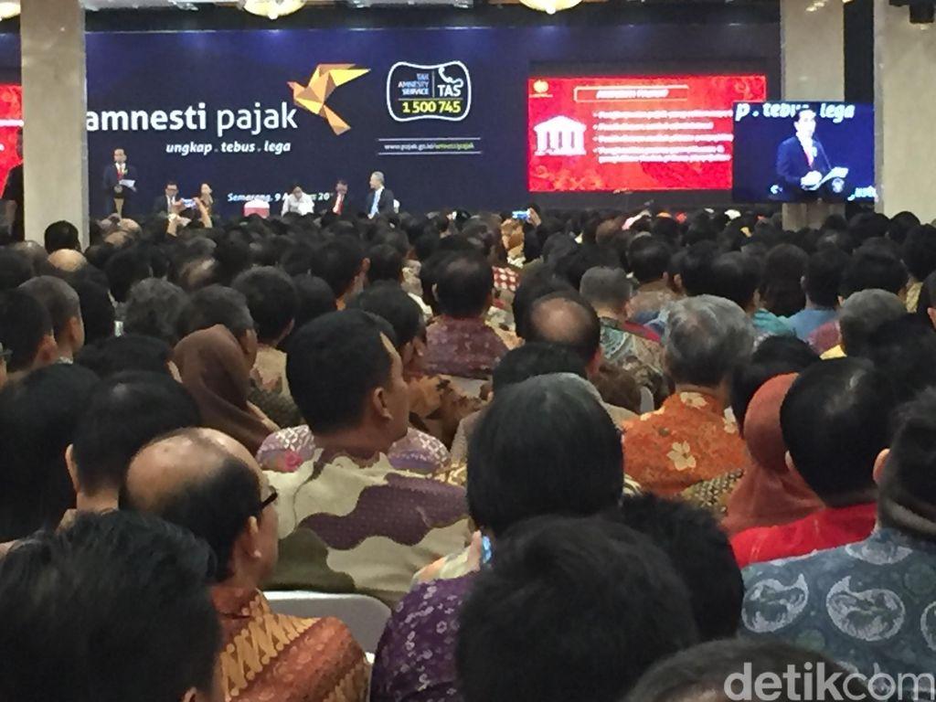 Awasi Tax Amnesty, Jokowi Bentuk Intelijen Sendiri