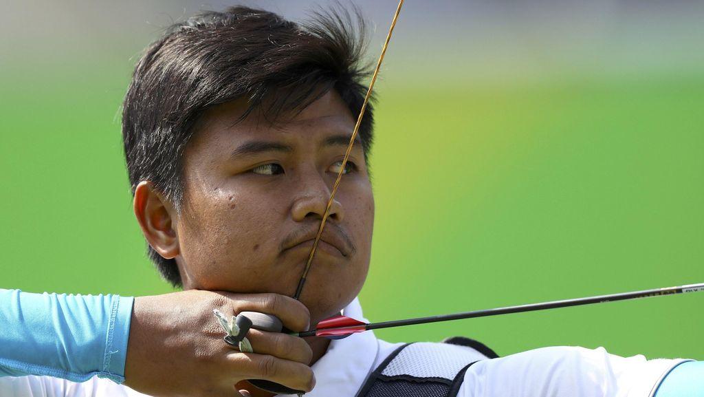 Bikin Kejutan di Olimpiade, Kini Riau Ega Raih Emas PON