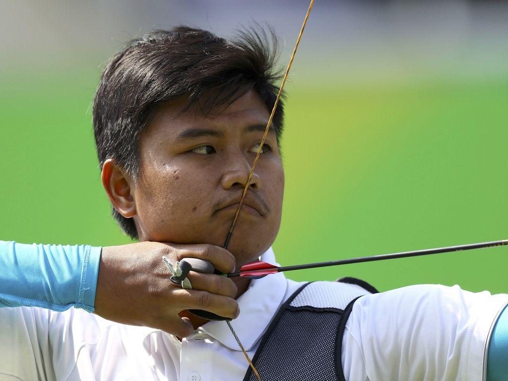 Ucapan Duka dan Harapan dari Atlet Panahan Riau Ega