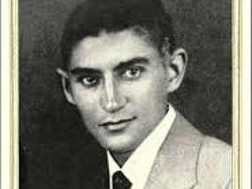 Akhirnya Manuskrip Langka Franz Kafka Diserahkan ke Perpustakaan Israel