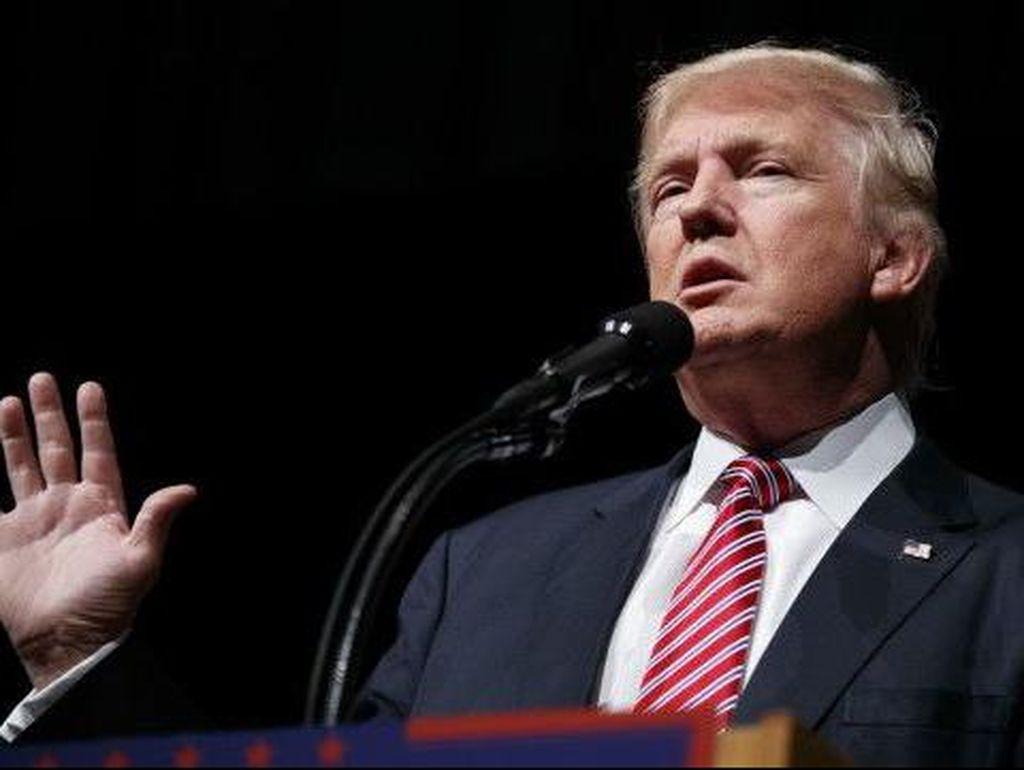 Sempat Mengecam Donald Trump, Pemimpin Partai Republik AS Kini Mendukung