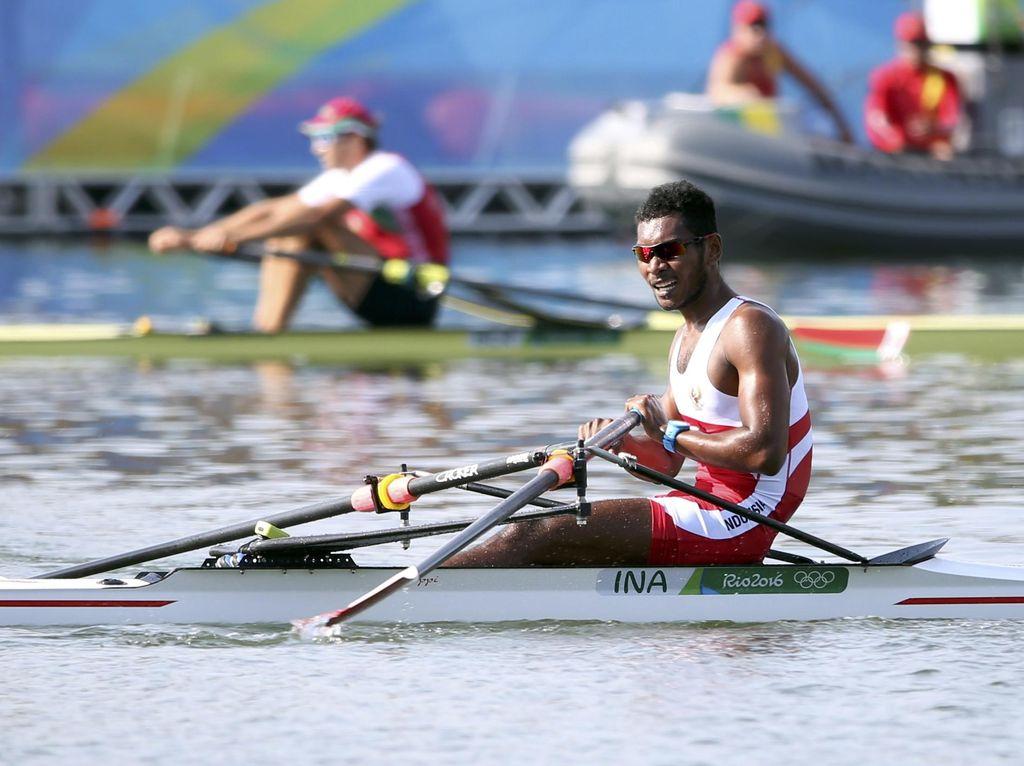 Ini Pencapaian 28 Atlet Indonesia di Olimpiade 2016