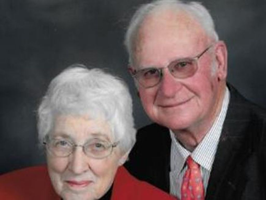 Sehidup Semati, Pasangan Menikah 63 Tahun Ini Meninggal Hampir Bersamaan