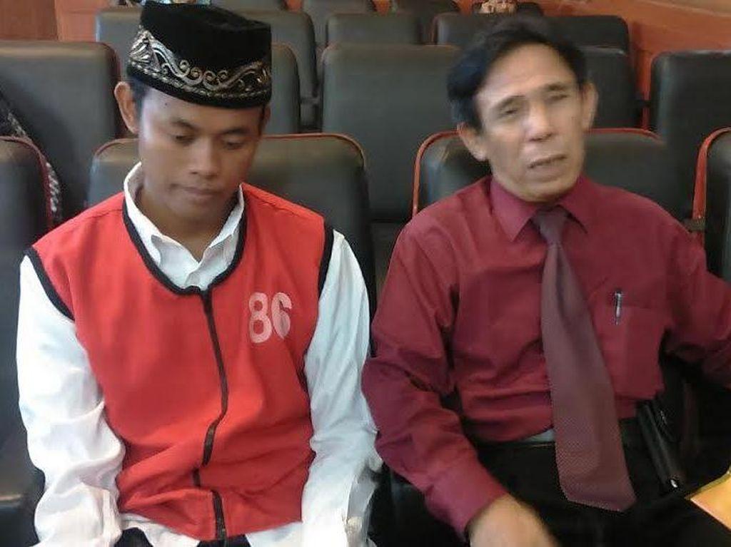 TKI Pembawa Sabu 2,5 Kg Dituntut 18 Tahun Penjara
