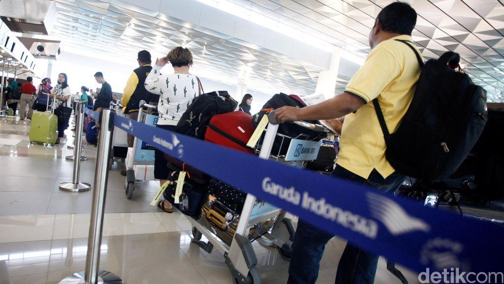 Hari Ini Ada 300 Penerbangan di Terminal 3 Ultimate