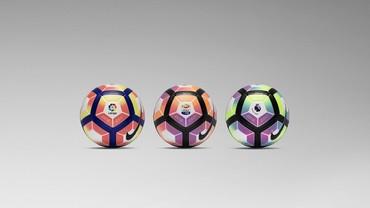 Bola Resmi Premier League, Serie A, dan La Liga Makin Berwarna