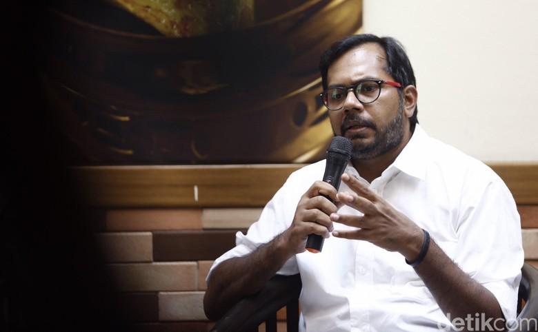 Haris Azhar Tolak Jadi Saksi untuk Prabowo di MK
