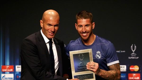 Madrid dan Sevilla Sama-Sama Hebat, Ramos-lah Pembedanya
