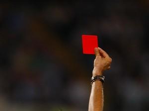 Sergio Ramos dan Pengoleksi Kartu Merah Lain di La Liga