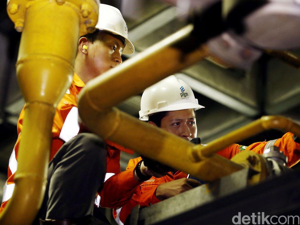 DPR Minta Menteri ESDM Segera Revisi Rencana Induk Gas Bumi