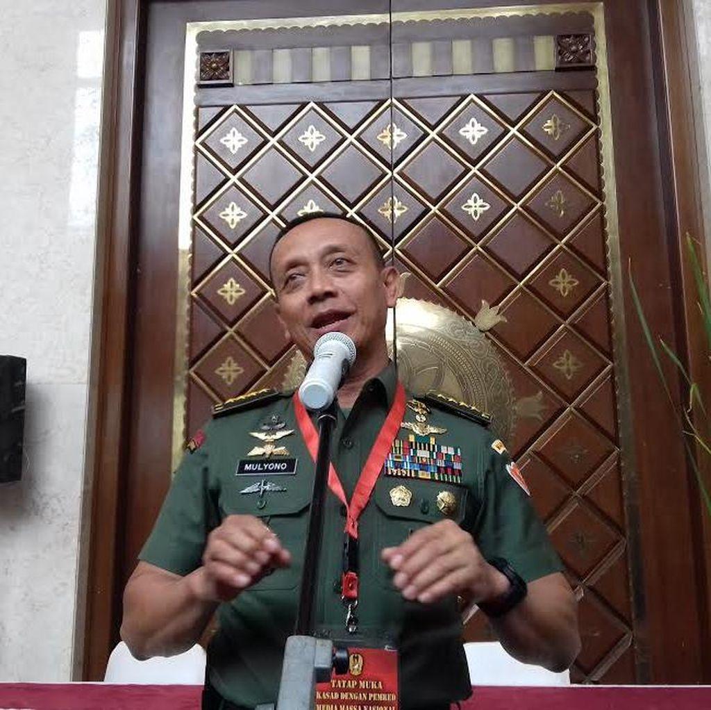 KSAD: Kodam Wirabuana Dilikuidasi, Kembali Bernama Hasanuddin
