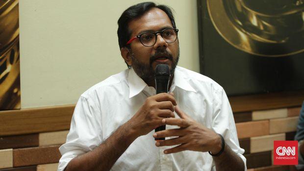 Direktur Eksekutif Lokataru Haris Azhar menyebut banyak mahasiswa yang menganggap Omnibus Law sebagai representasi neo Orde Baru