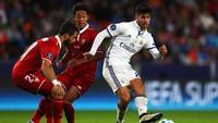 Manfaatkan <i>Winger</i> Cadangan, Madrid Berhasil Taklukkan Sevilla