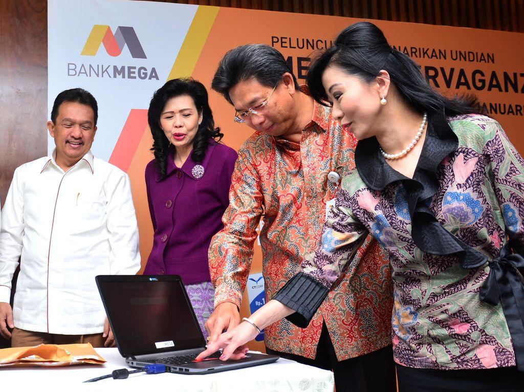 Bank Mega Raih Laba Rp 568 Miliar, Naik 5,3%
