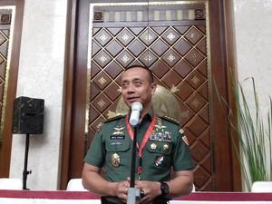 Resmikan Rakernas, KSAD Ajak Purnawirawan Berperan Aktif