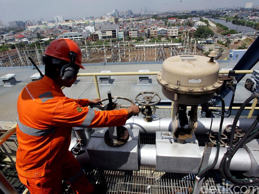 Diizinkan Impor Gas, PLN: Prioritas Tetap dari Dalam Negeri