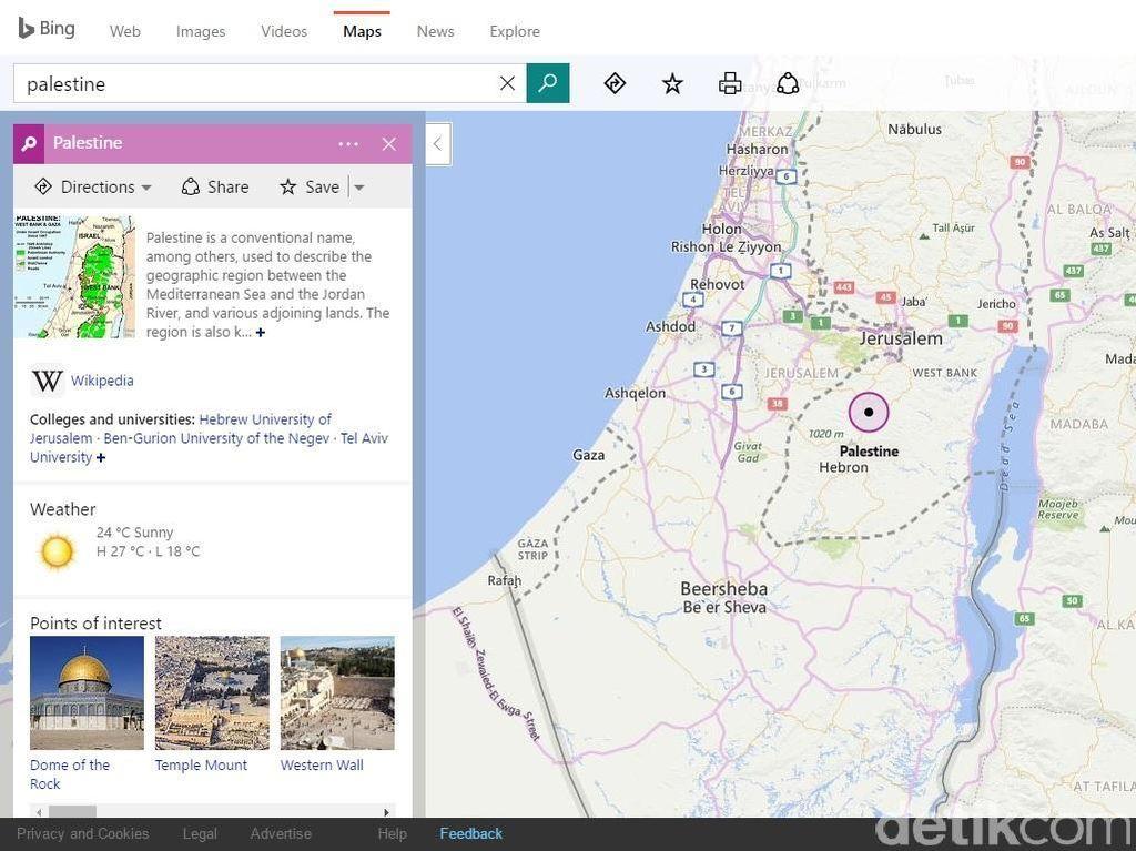Apple Maps Lebih Lengkap, Ambil Gambar Pakai Drone