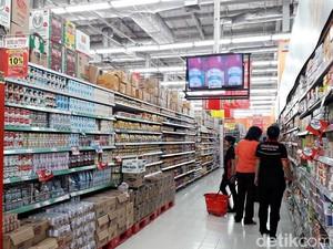 Lengkapi Kebutuhan Sarapan dan Susu di Transmart Carrefour