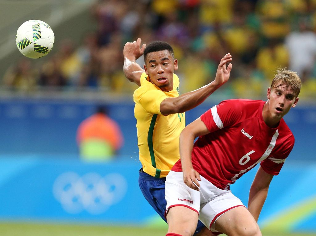 Kalahkan Denmark 4-0, Brasil Akhirnya Lolos