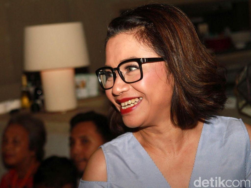 Ruth Sahanaya Buka Suara soal Video Ciuman Nadine-Verrell Bramasta