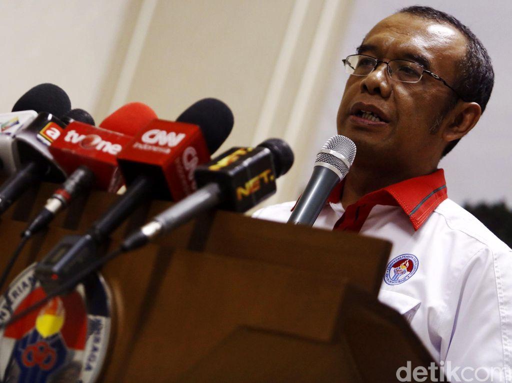Kemenpora Belum Terima Rp 2 M yang Dikembalikan Pemuda Muhammadiyah