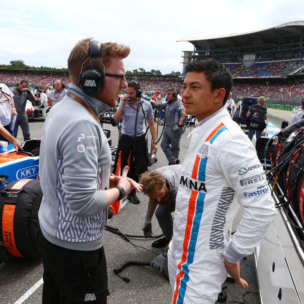 Manajer Masih Upayakan Rio Haryanto untuk Tampil di F1