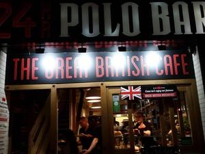 Mengintip Isi Restoran 24 Jam di London