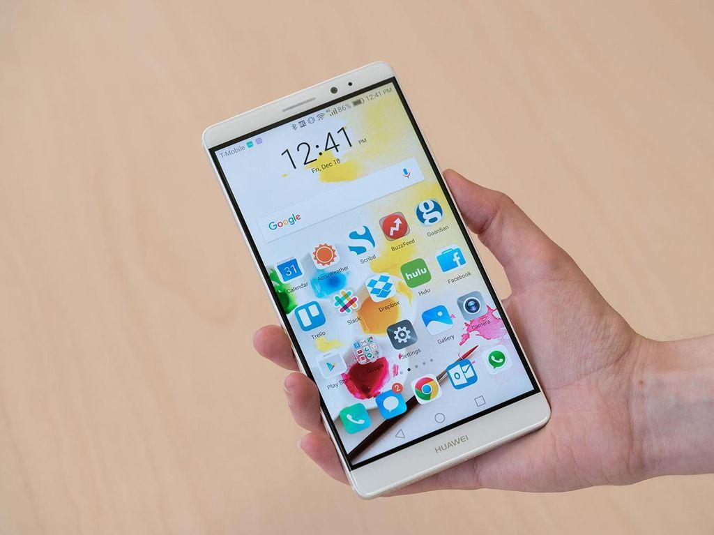 Terkuak, Spesifikasi Huawei Mate 9 di AnTuTu