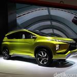 Mitsubishi Belum Beri Nama untuk Versi Produksi XM Concept