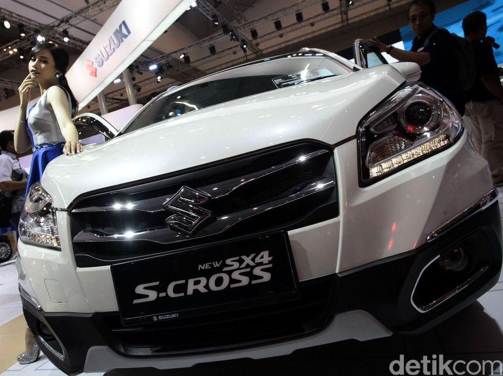 Segmen Crossover Ramai, Suzuki Pede dengan SX4 S-Cross