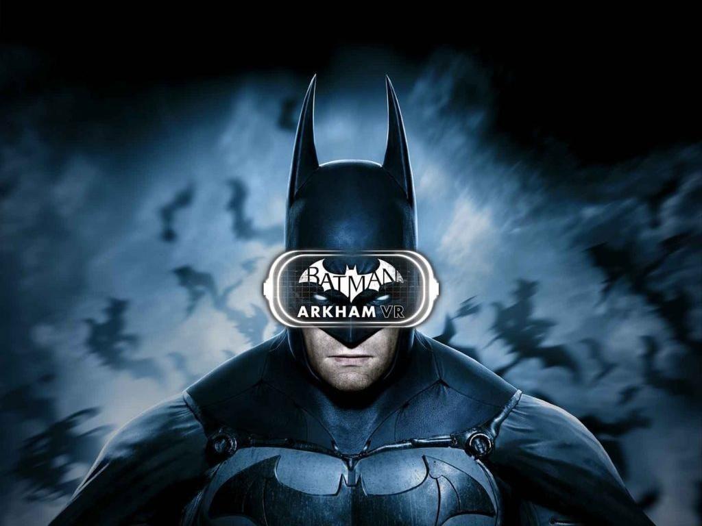Main Batman: Arkham VR, Gamer Harus Pakai Headset Berapa Lama?
