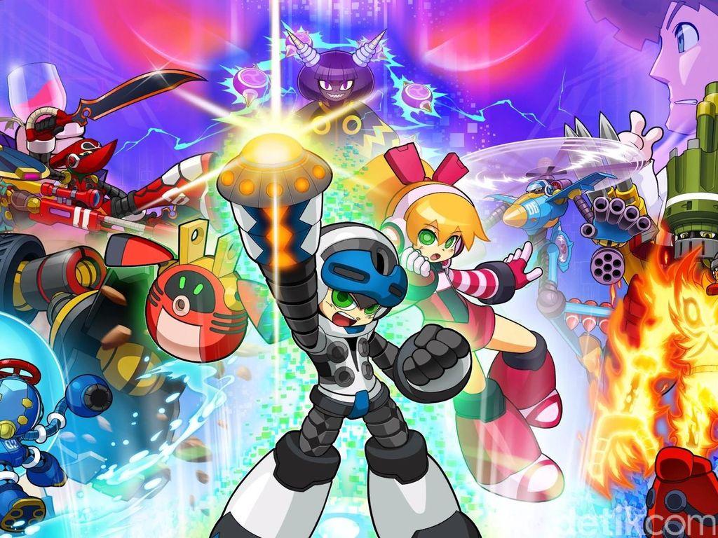 Mighty No. 9: Kekalahan Telak dari Megaman