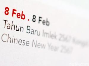 Kalender 2021 dan Jadwal Libur Nasional hingga Cuti Bersama