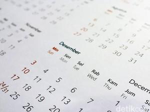 Dipangkas 3 Hari, Ini Jadwal Baru Libur Akhir Tahun