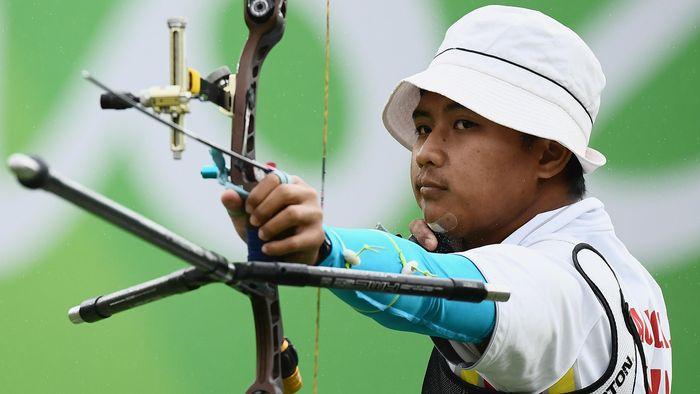 Riau Ega ingin lolos ke Olimpiade 2020 (Matthias Hangst / Getty Images)