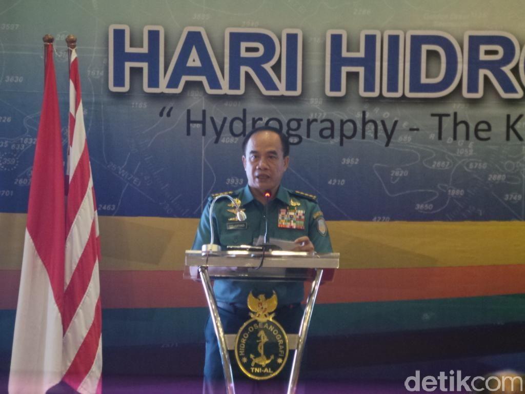 KSAL: 40 Persen Perdagangan Dunia Lewati Laut Indonesia