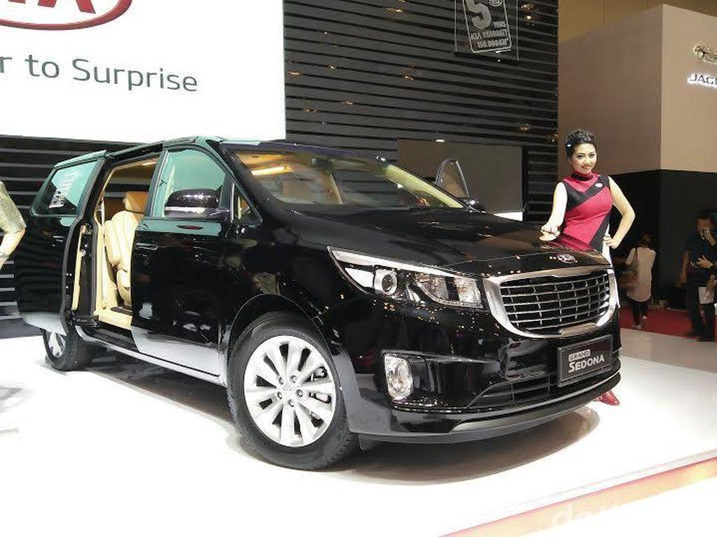 MPV Mewah Khas Korea, KIA Grand Sedona Kembali Menyapa Indonesia
