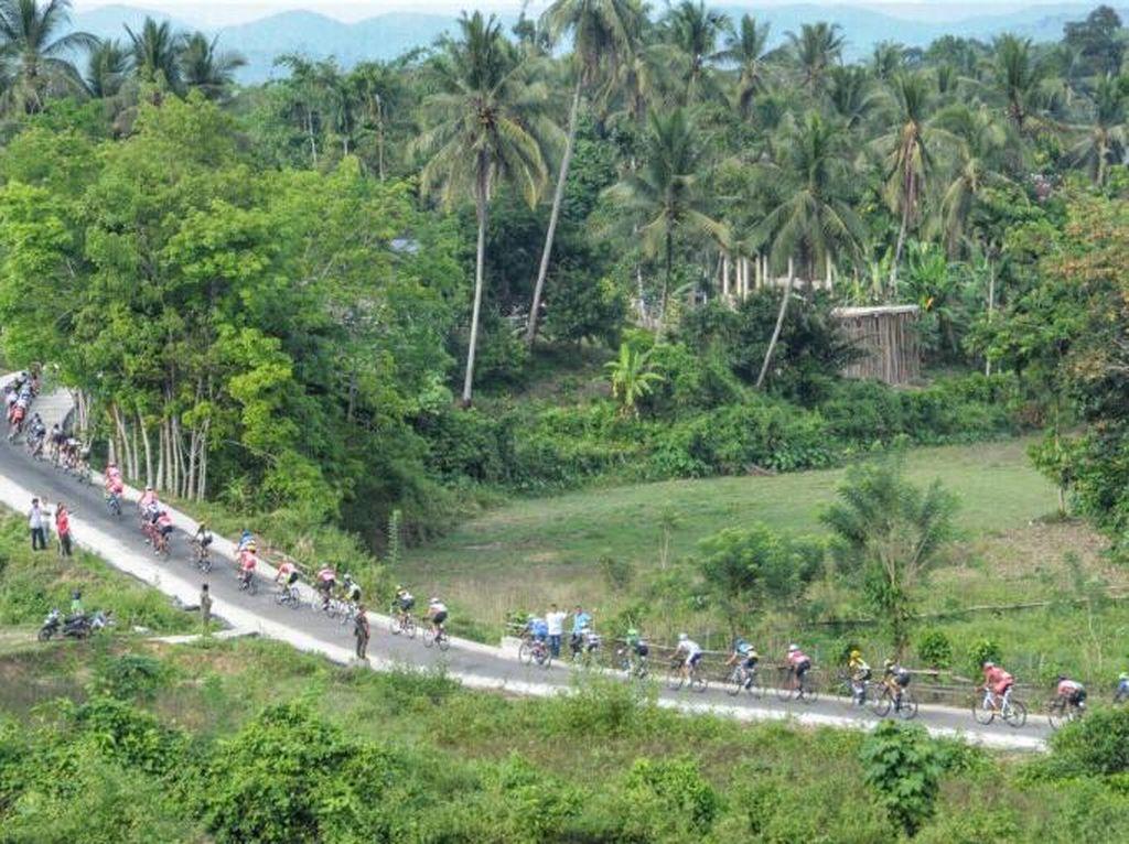 Tour de Singkarak 2019 Diprediksi Bergulir Sengit Hingga Etape Akhir