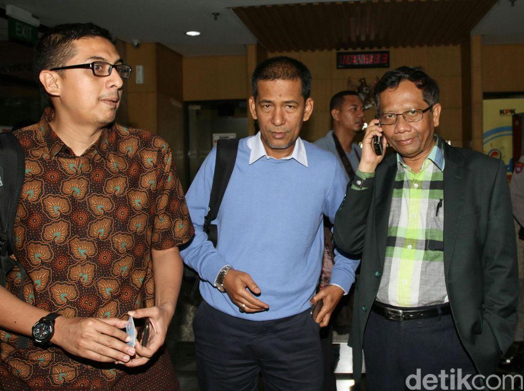 Mahfud MD Tak Setuju Remisi Koruptor