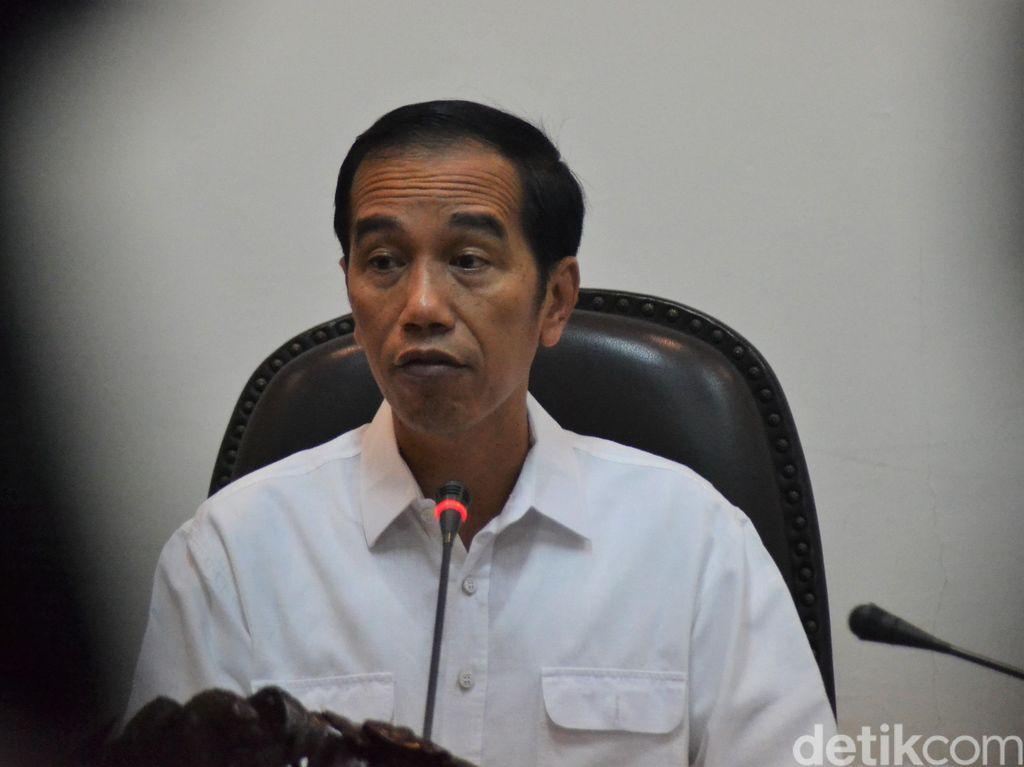 Data Ekonomi RI Baik, Jokowi: Kok Enggak Bisa Lari Cepet?