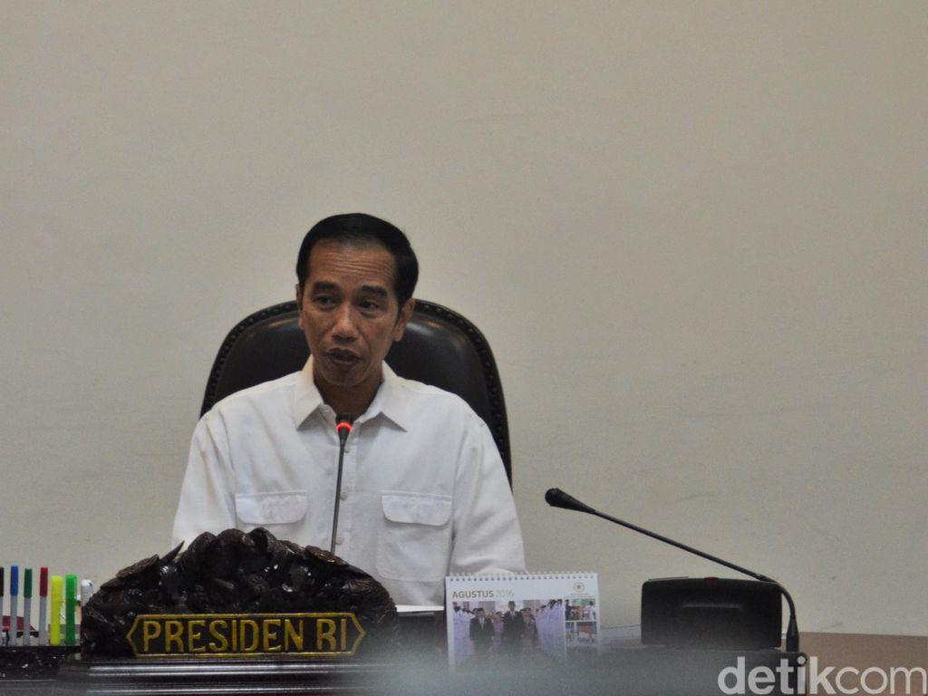 Jokowi: Sebagai Ibu Kota, Jakarta Punya Banyak Persoalan