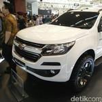 Chevrolet Bawa Trailblazer ke Lantai GIIAS, Tapi Belum Dijual