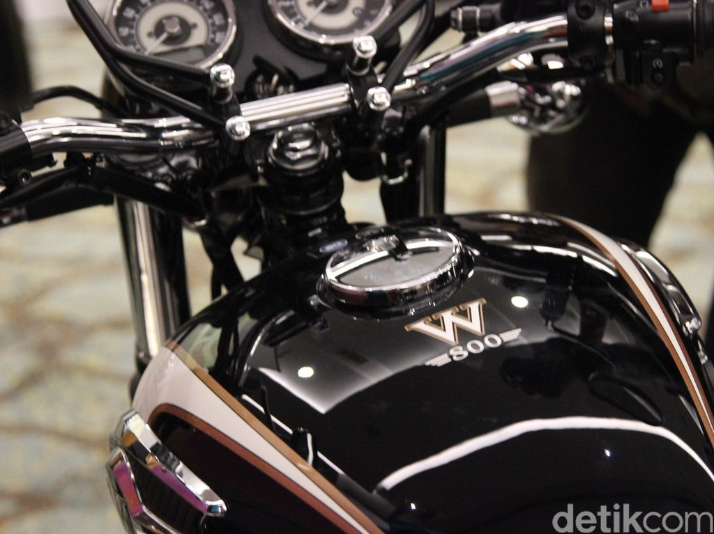 Kawasaki Tetap Fokus di Motor Premium