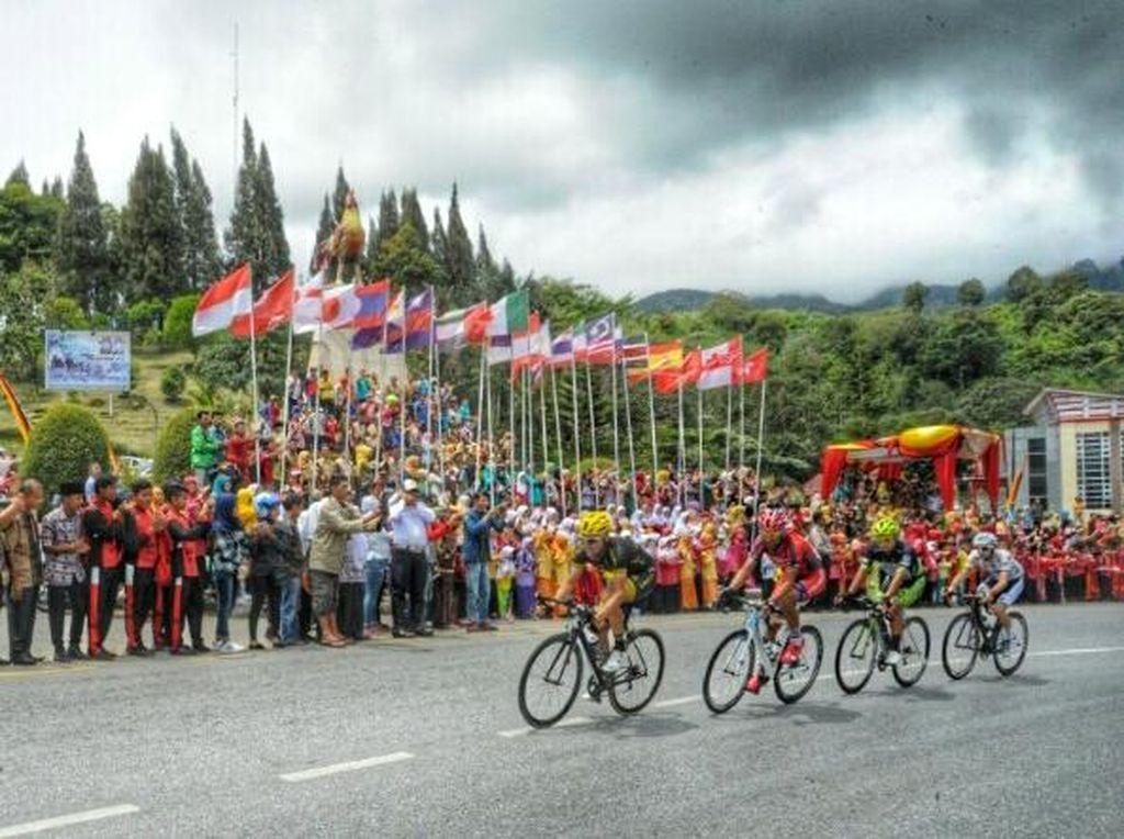 Spesial! Tour de Singkarak 2019 dari Padang Sampai ke Jambi
