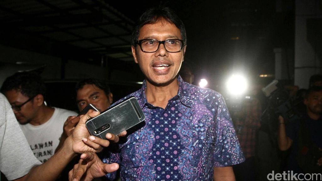 Gubernur Sumbar Diperiksa KPK