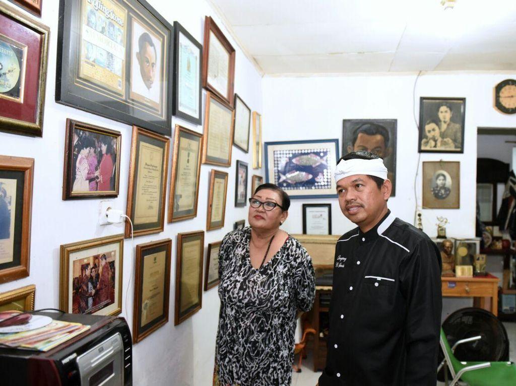 Pemkab Purwakarta Akan Beri Penghargaan ke Pahlawan Nasional Ismail Marzuki